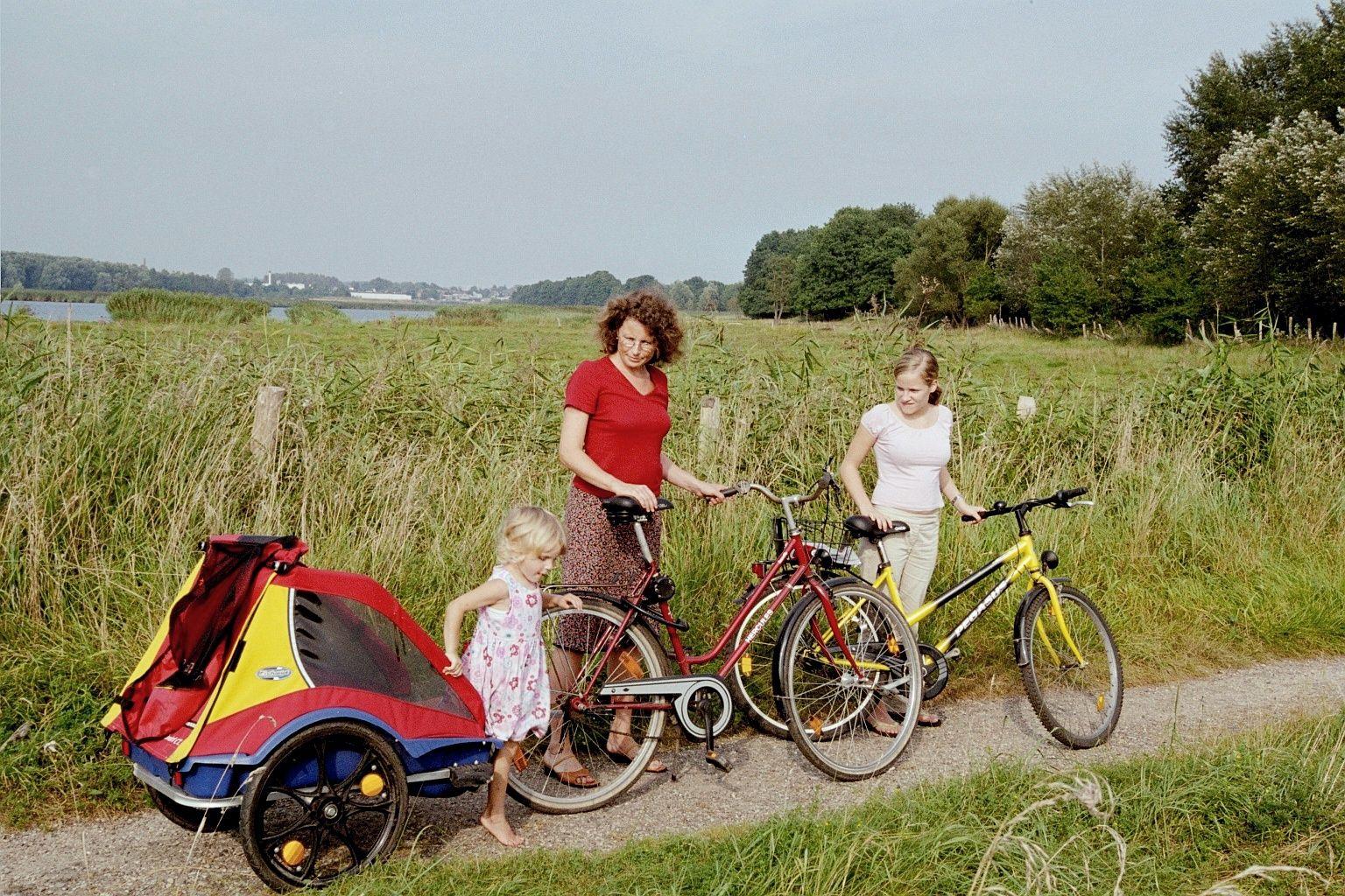 Freizeit-Wellness-Fahrradtour